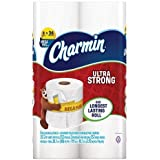 Charmin Ultra Strong Flushable Toilet Paper, Charmin's Longest Lasting Bathroom Tissue - 8 SUPER MEGA FAMILY ROLLS - 352, 2-Ply Sheets, Per Roll - 2,816 Sheets In Total
