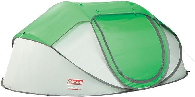 Coleman 4 Person Waterproof Popup Tent
