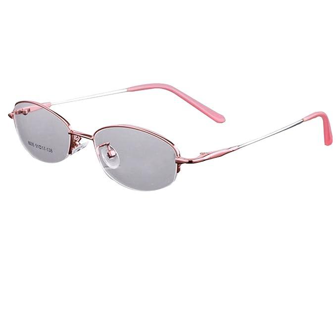 Amazon.com: Felice full-flex memoria titanio óptico anteojos ...