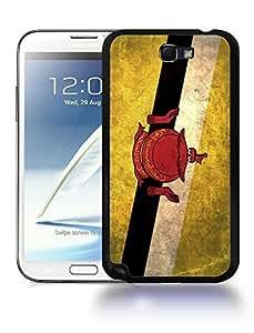 Brunei Darussalam Vintage Flag Phone Designs For Case Samsung Note 4 Cover