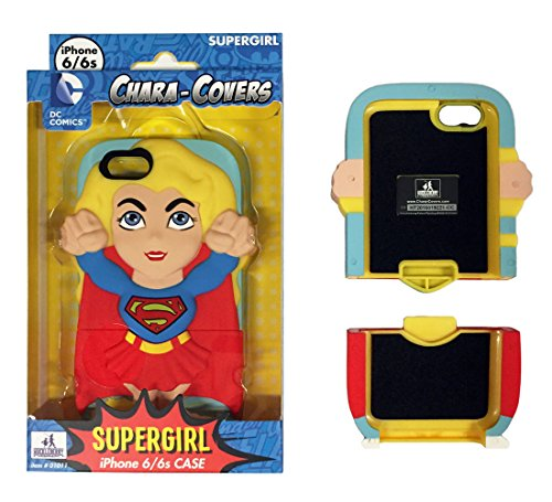 - Supergirl Chara-Covers iPhone 6 and 6S Cell Phone Case