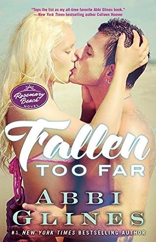 book cover of Fallen Too Far