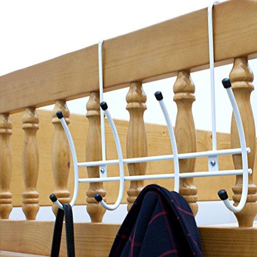 moyad bunk hook bedside hanger dorm storage organizer rack office college coats hats bags