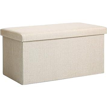 Caja de almacenamiento plegable, cesta de tela para guardar ropa, aperitivos, juguetes,