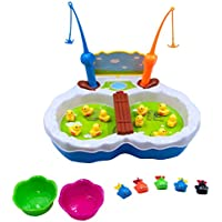 Unilove Fishing Toy Games For Toddler With Sound