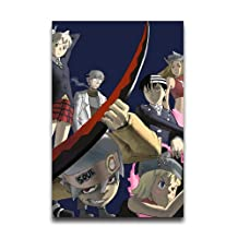 """Soul Eater Characters Custom Poster 20""""x 30"""""""