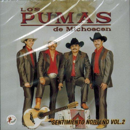 Los Pumas De Michoacan (Sentimiento Norteno Vol. 2) Vaquero-1068