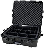 Gator Cases GU-2217-08-WPDV Titan Series Waterproof Utility/Equipment with Adjustable Divider Insert 22'' x 17'' x 8.2''