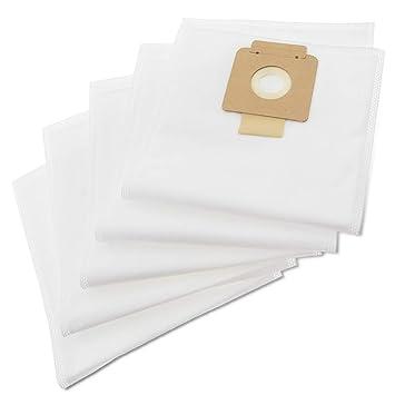 Systafex® Professional bolsas de tela bolsas para polvo bolsas para aspiradoras Kärcher T7/1 T9/1 T10/1 BV5/1: Amazon.es: Bricolaje y herramientas