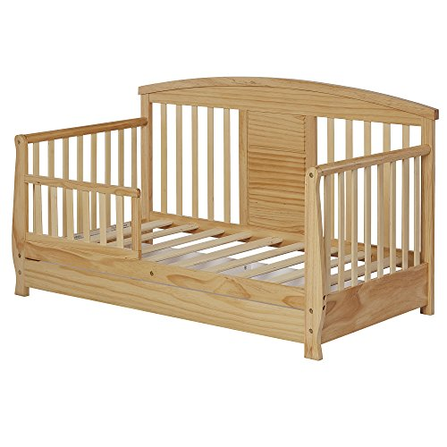 Deluxe Toddler Daybed (Dream On Me Deluxe Toddler day Bed, Natural)