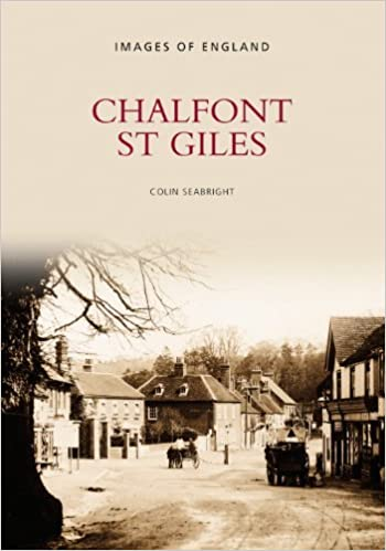 Chalfont St Giles (Archive Photographs: Images of England) by Colin Seabright (2002-02-01)