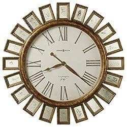 Howard Miller 625-454 Ty Pennington Solaris Gallery Wall Clock