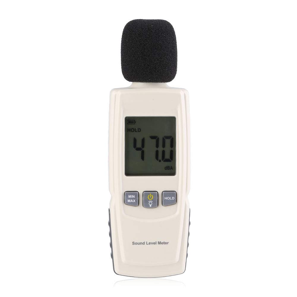 Plus Mi Life Digital LCD Noise Decibel Meter Sound Pressure Level Meter Measurement 30~130dB