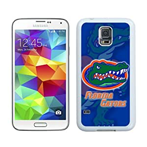 Fashion And Unique Samsung Galaxy S5 I9600 Case Designed With Southeastern Conference SEC Football Florida Gators 3 White Samsung S5 Cover