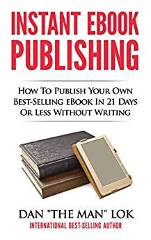 Publishing Your Own Electronic Book (Ebook)