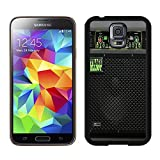 Case for Samsung Galaxy S5,Trace Elliot Bass Amplification Acoustic Music Speak Samsung Galaxy S5 Case - Black TPU Case