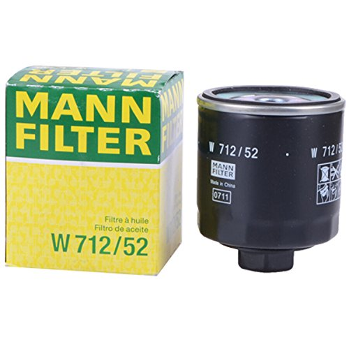 MANN OIL FILTER W712/52 VW POLO NEW Beetles GOLF IV V (Vw Polo Air Filter)