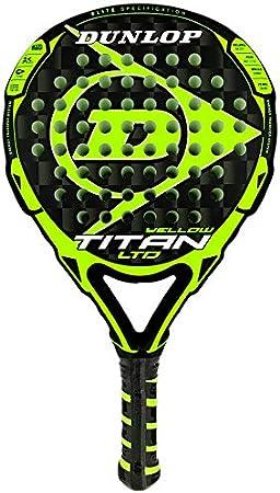 Dunlop Pala de Padel Titan LTD Yellow