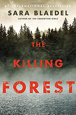 book cover of The Killing Forest