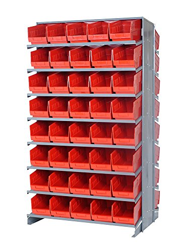 Quantum Storage Systems Single - Quantum Storage System Store More Double-Sided Pick Rack System - 80 QSB202 6