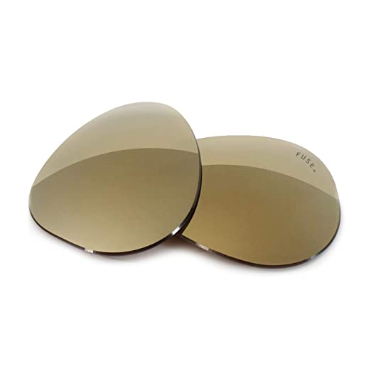 c9f4a072e8c Amazon.com  Fuse Lenses for Ray-Ban RB3506 (64mm)  Clothing