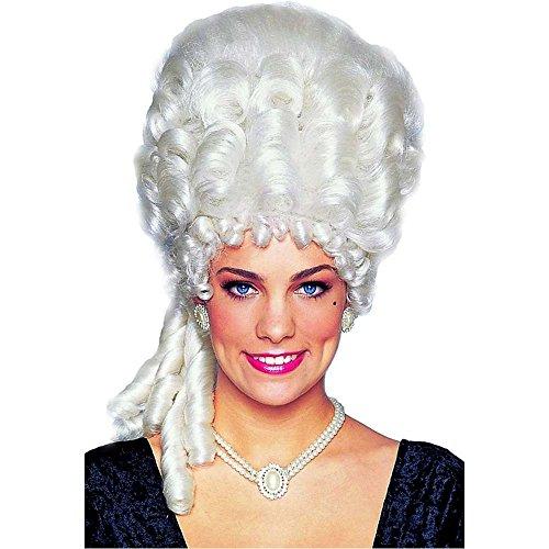 Marie Antoinette Wig Costume Accessory (Child Marie Antoinette Costume)