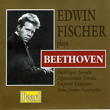 Edwin Fischer Plays Beethoven