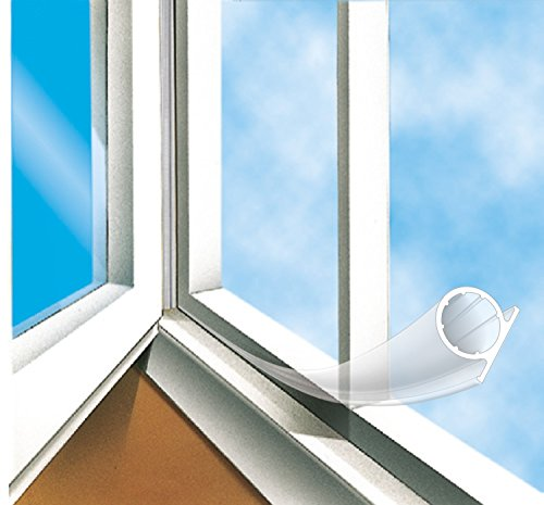 Universalfensterdichtung Abdichtung Türdichtung Energiesparen Gummidichtung 6 Meter