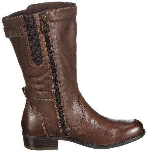 Tamaris 1-1-25366-21 Damen Biker Boots Braun (CIGAR 314)