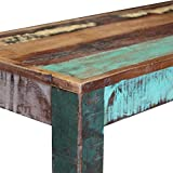 Festnight Reclaimed Wood Bench Handmade Dining
