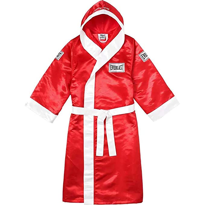 Amazon.com: JCDS Supreme - Bata de boxeo: Clothing