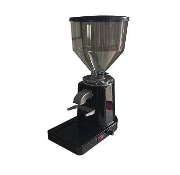Amoladora Comercial Máquina De Café Semiautomática Casa Granos De Café Molienda Leche De Soja Cacahuete Amoladora