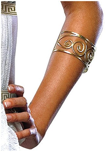 [Spartan Queen Arm Cuff Costume Accessory] (Spartan 300 Halloween Costumes)