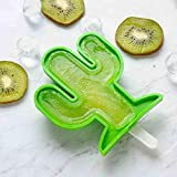 OrchidAmor Silicone Popsicle Mold Tray Ice Cream Mold Ice Lolly Maker Frozen Mould Tool 2019 New Fashion