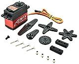 #1: Apex RC Products 6600MG Metal Gear/Case Digital Standard Servo - 1/10-1/8 Steering Servo