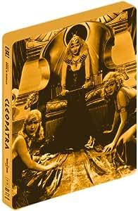 Cleopatra [Masters of Cinema] (Limited Edition Dual Format SteelBook) [Blu-ray] [1934] [Reino Unido]
