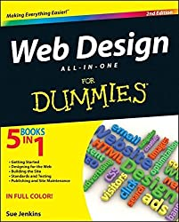 Web Design All-in-One For Dummies by Sue Jenkins (2013-01-22)