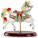 Lenox 2015 Christmas Carousel Horse Figurine Annual Limited Edition 1st Quality
