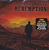 JOE BONAMASSA Redemption LIMITED EDITION EXPANDED TARGET CD With 3 BONUS TRACKS