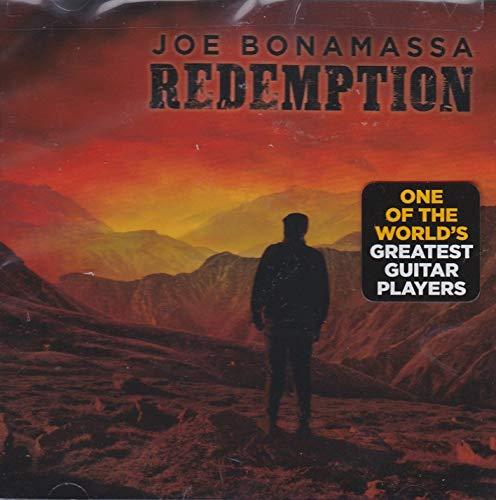 (JOE BONAMASSA Redemption LIMITED EDITION EXPANDED TARGET CD With 3 BONUS TRACKS)