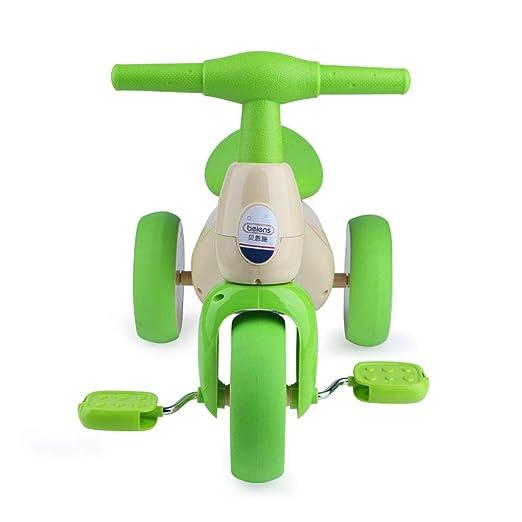 Bebé Equilibrio Bicicleta bebé Paseo en Juguete para 2-5 ...