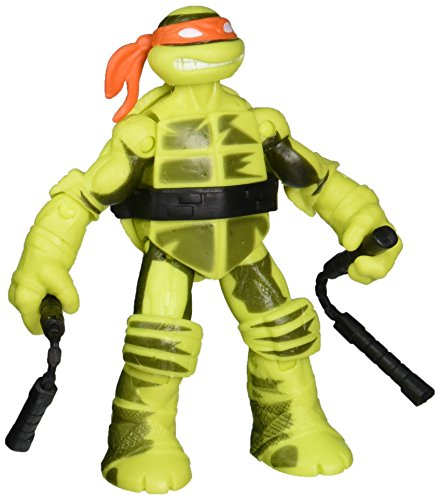 Teenage Mutant Ninja Turtles Ninja Color Change Michelangelo Action Figure -