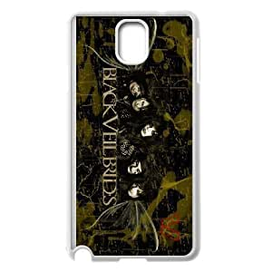 Custom High Quality WUCHAOGUI Phone case BVB - Black Veil Brides Music Band Protective Case For Samsung Galaxy NOTE4 Case Cover - Case-2 hjbrhga1544