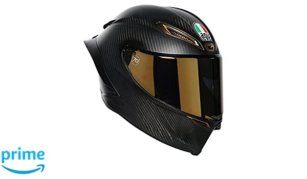 Amazon.com: AGV Pista GP-R Anniversario 70th Anniversary Limited Edition Helmet (Medium Small): Automotive
