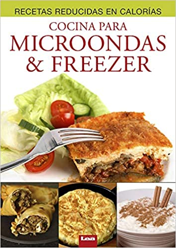 Cocina para microondas & freezer (Spanish Edition): Mara ...