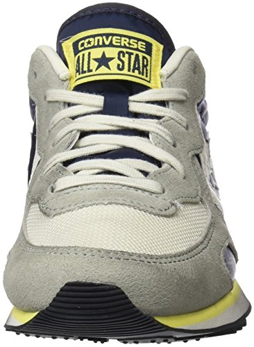 Grey Basso a Converse Navy Auckland Racer Multicolore Athletic Collo Uomo Sneaker Buff Ox Ghost Distressed X4O0n4qa