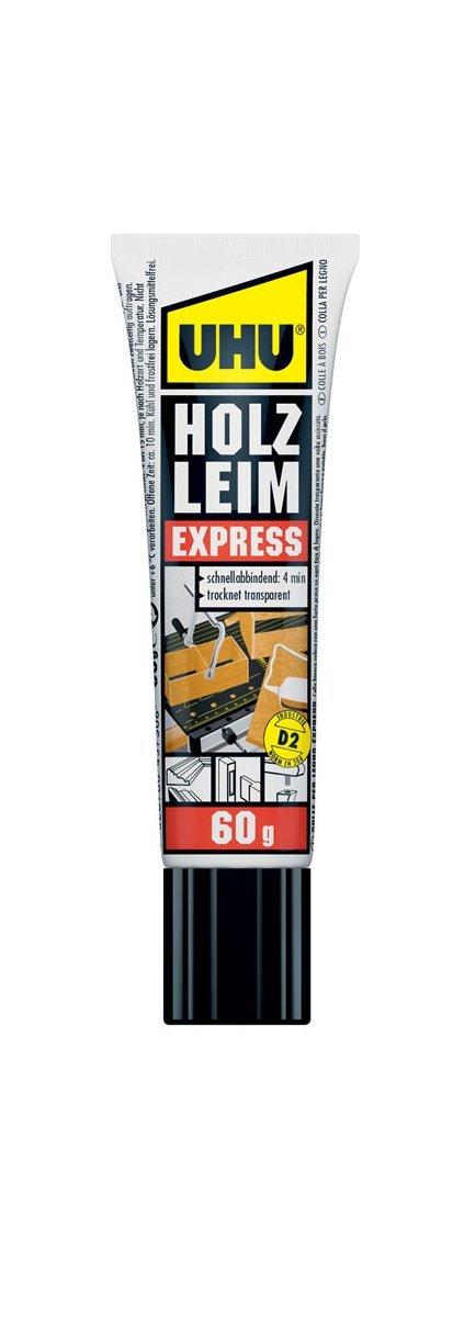 UHU 10104486 Colle à Bois Express 60 g 45730