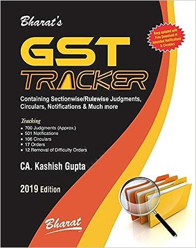 GST Tracker