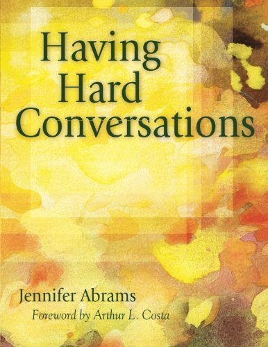 Having Hard Conversations by Abrams, Jennifer B. (Beth) (2009) Paperback