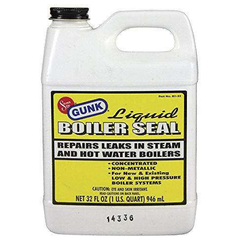 Gunk B232 Liquid Boiler Seal - 32 oz.